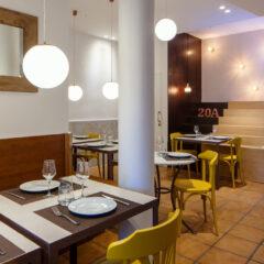 Restaurant 20A a Vilafranca