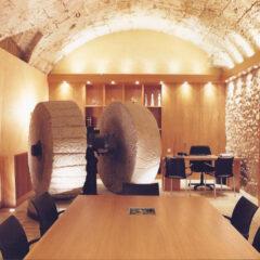 Oficines fàbrica de paper Pere Valls